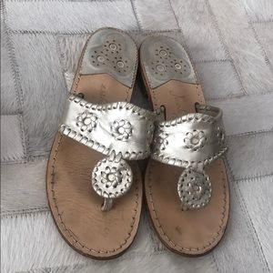 Champagne Jack Rogers size 7.5
